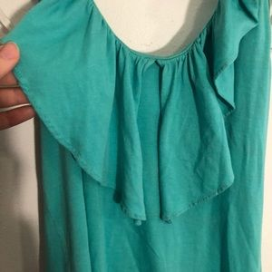 Lilly Pulitzer Tops - Turquoise Lilly Pulitzer Halter Top